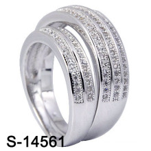 Fashion Wedding Ring with 925 Sterling Silve (S-14561. JPG)